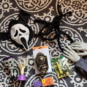 Halloween Hodgepodge Of Goodies to Decorate